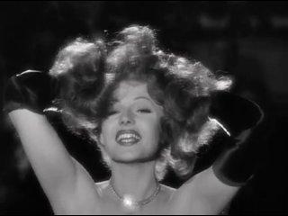 "����������� ������ 50-� - 70-�  Rita Hayworth -""Put The Blame On Mame"""